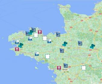 Implantations industrielles proches